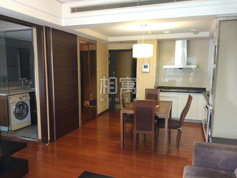 整租·苏州桥·远中悦莱国际酒店公寓·1居室