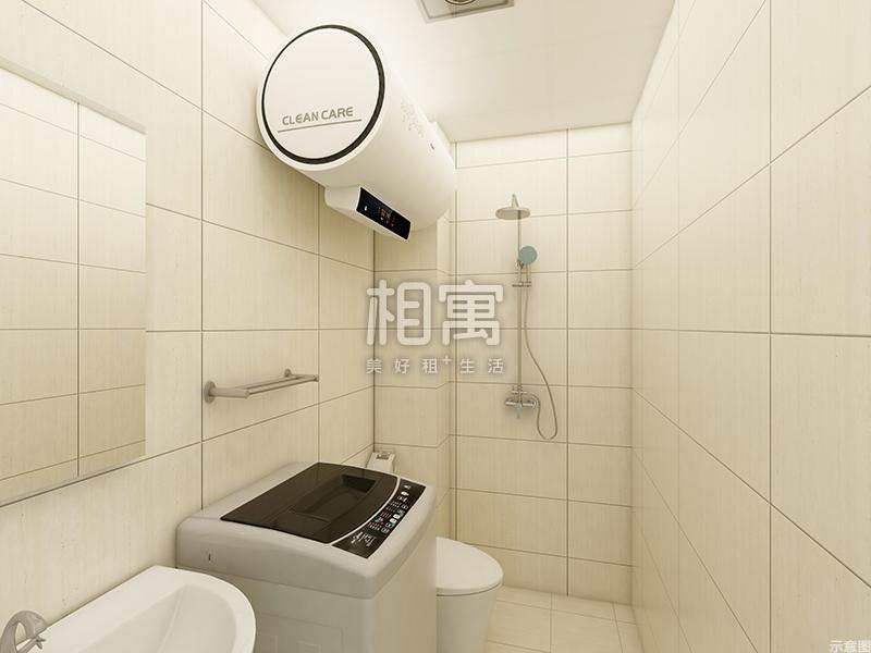 北京我爱我家整租·木樨地·西便门西里·1居室第4张图