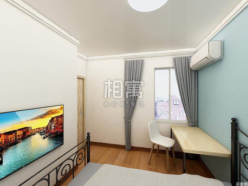 北京我爱我家整租·木樨地·西便门西里·1居室第3张图
