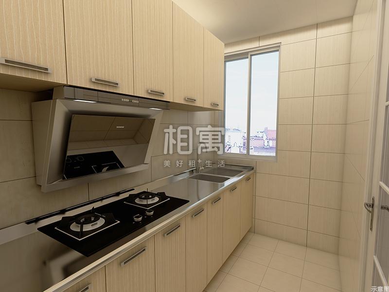 北京我爱我家整租·木樨地·西便门西里·1居室第2张图