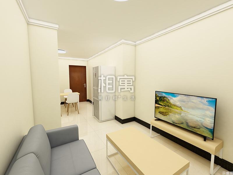 北京我爱我家整租·木樨地·西便门西里·1居室第1张图