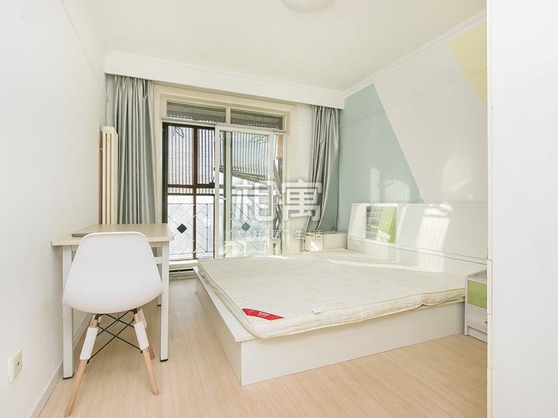 整租·广渠门·东城区金桥国际公寓·1居室