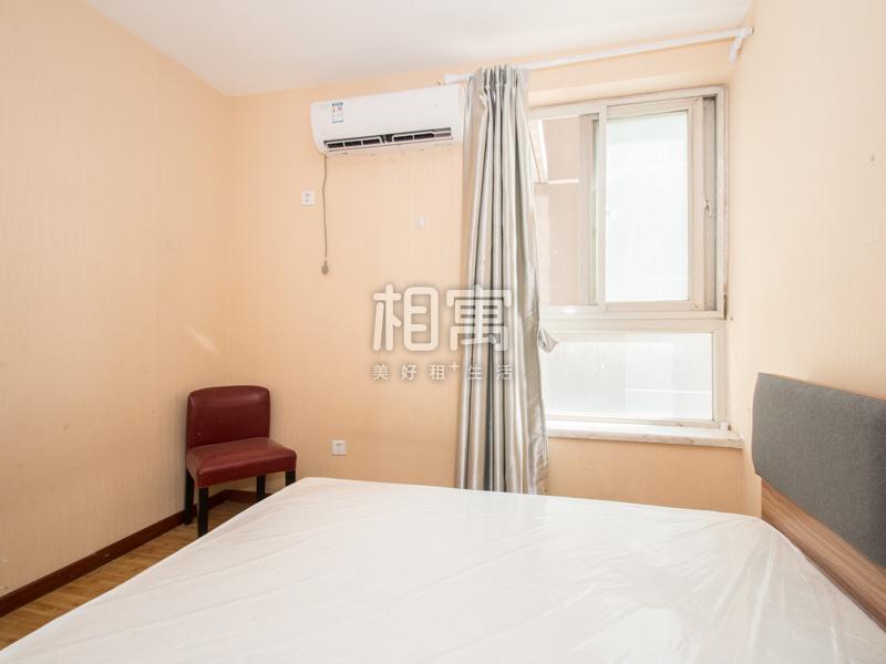 北京我爱我家朝青·国美第一城3号院·3居室·主卧第1张图