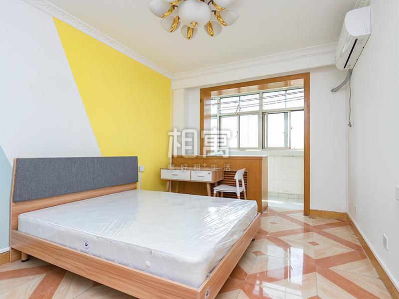 西三旗·育新花园·3居室·主卧