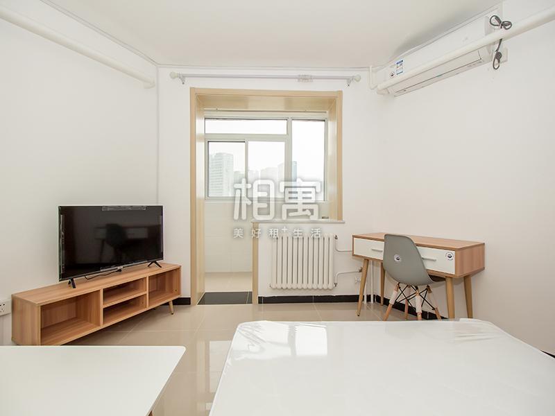 北京我爱我家整租·西坝河·西坝河东里·1居室