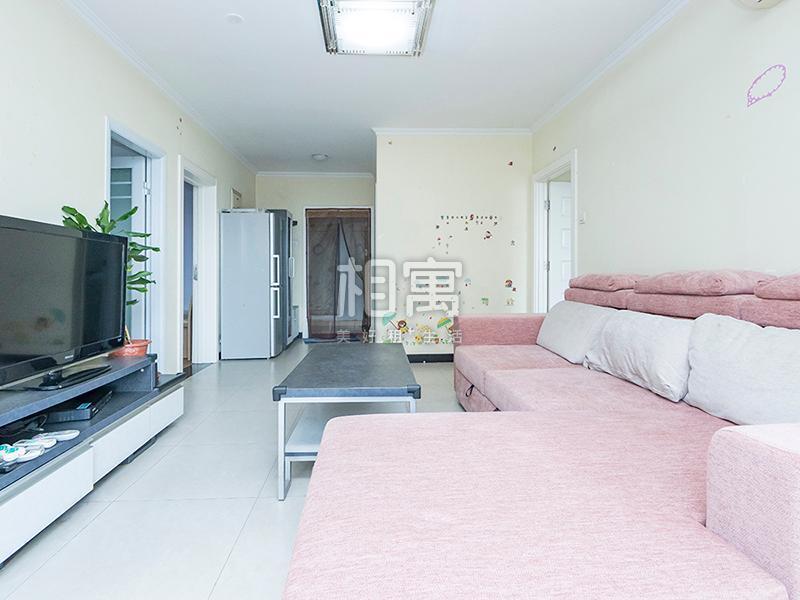 整租·梨园·新通国际花园·2居室
