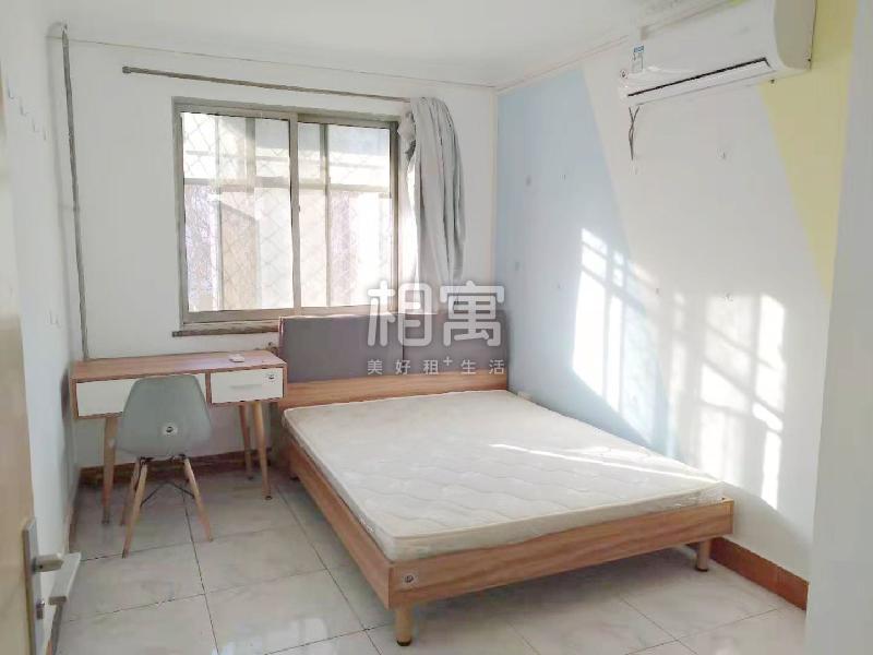 枣园·滨河西里·4居室·小次卧1